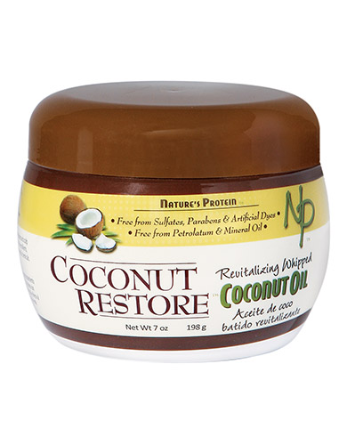 Revitalizing Whipped Coconut Oil