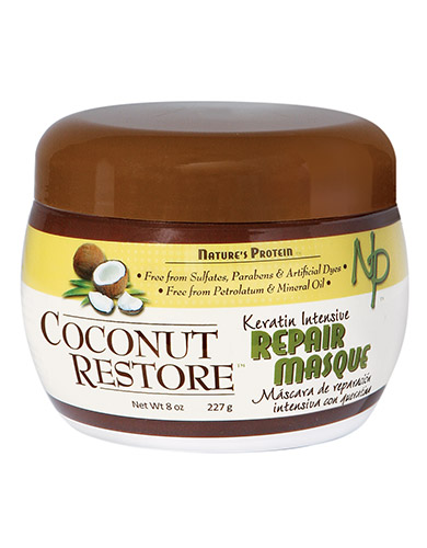Keratin Intensive Repair Masque
