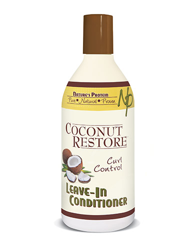 Curl Control Leave-In Conditioner