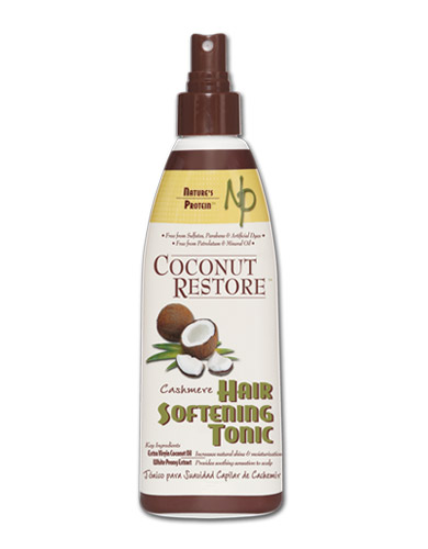 Cashmere Hair Softening Tonic