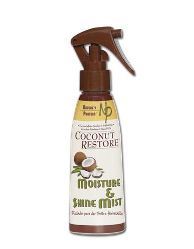 Moisture & Shine Mist