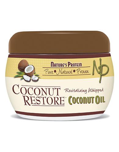 Revitalizing Whipped Coconut Oil