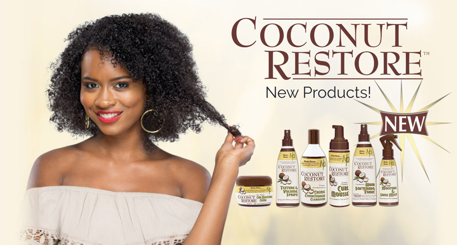 Coconut Restore Products